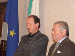 Cerimonia apertura Campionati Italiani LIONSCI - Cutigliano (PT)