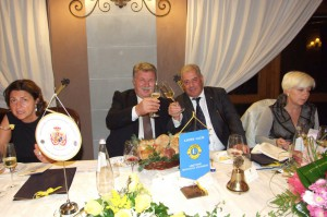 Charter night - 12 ottobre - Villa Basilesky - Cutigliano