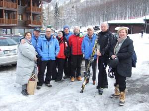 I Campionati Distrattuali SCI - Val di Luce (PT)