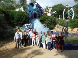 Apertura anno sociale - Gita a Capalbio e Giardino dei Tarocchi