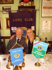 Intermeeting con Lions Club Pavullo e del Frignano
